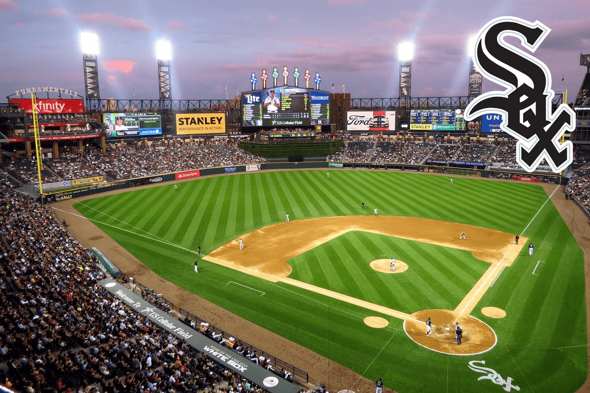 L'équipe de baseball des Chicago White Sox évolue au Guaranteed Rate Field.